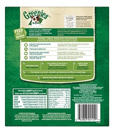 greenies-dental-chew-information