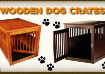 Wooden Dog Crates That Look Like Furniture – Luxury Crate End Tables