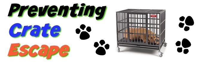 preventing crate escape